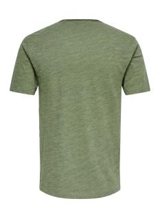 onsalbert new ss tee noos 22005108 only & sons t-shirt grayed jade