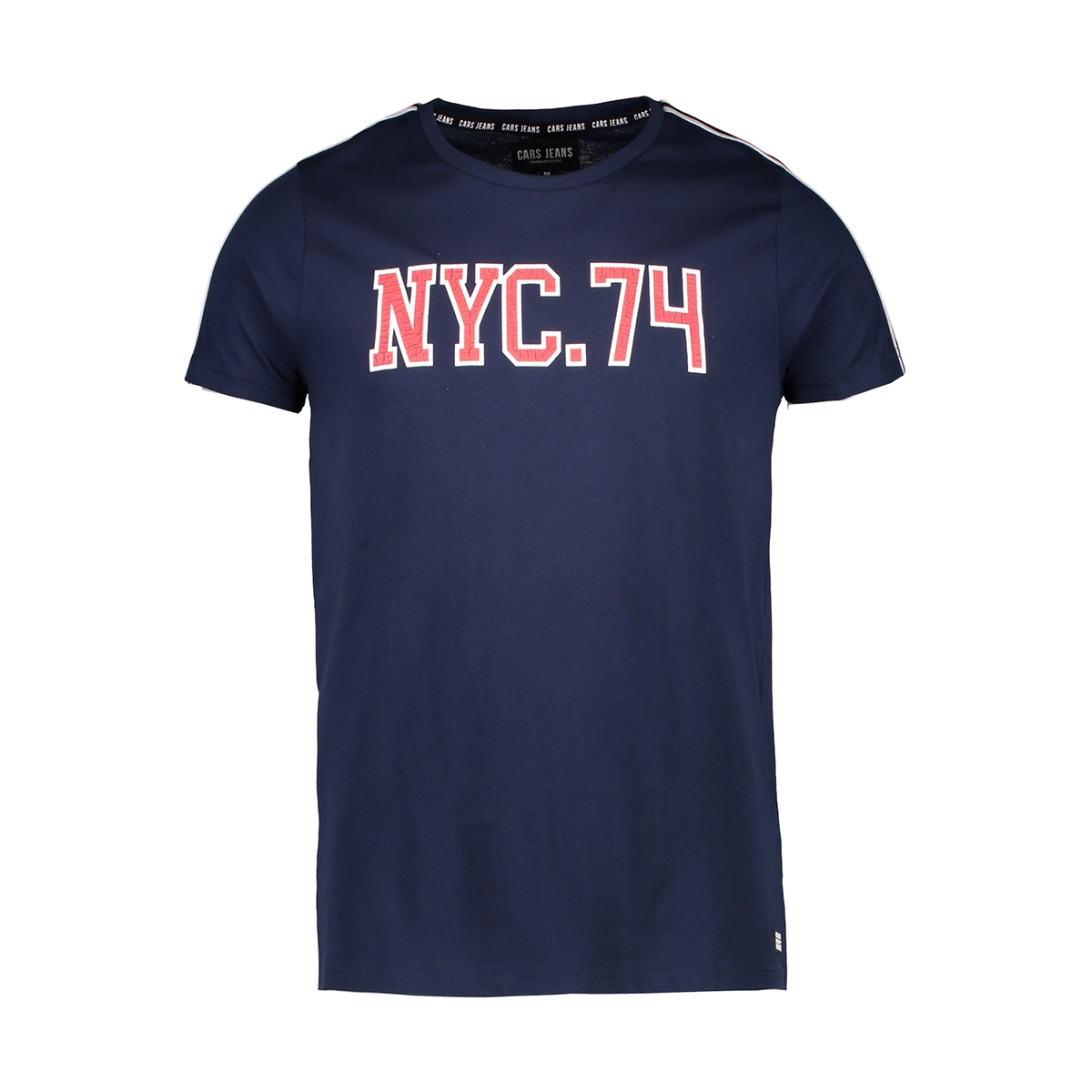 jackson ts 4415412 cars t-shirt navy