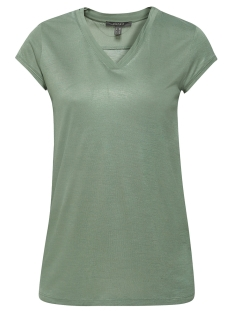 Esprit Collection T-shirt SHIRT MET V HALS 049EO1K004 E345