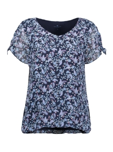 Tom Tailor T-shirt CHIFFON TSHIRT 1010429XX70 17342