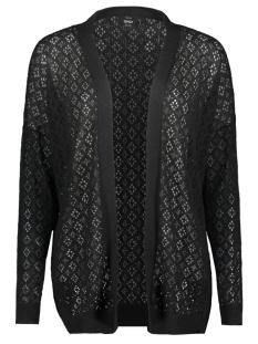 Only Vest ONLKYLIE L/S CARDIGAN KNT 15177603 Black