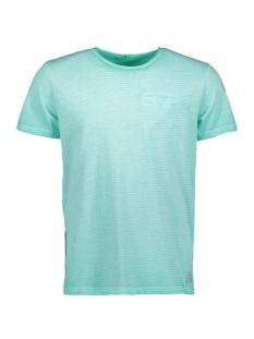 Tom Tailor T-shirt T SHIRT MET STREEP 1011727XX10 16338