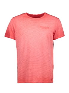 Tom Tailor T-shirt T SHIRT MET STREEP 1011727XX10 13189