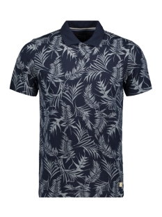 Jack & Jones Polo JPRGRAYSON BLU. POLO SS 12149300 Navy Blazer/FLOWER PRINT
