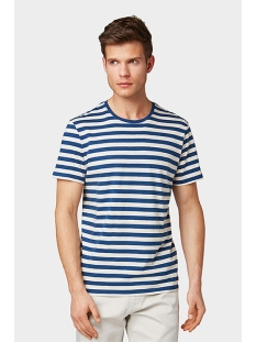 gestreept t shirt 1010763 tom tailor t-shirt 17497