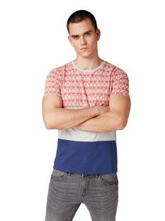 t shirt met print 1010039xx12 tom tailor t-shirt 11294