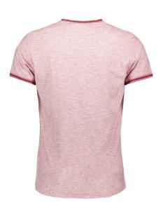 slub tshirt 90350302 no-excess t-shirt 182 dk cherry