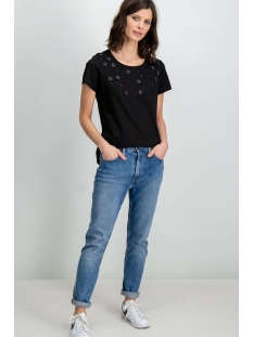 d90211 garcia t-shirt 60 black