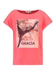 Garcia T-shirt D90214 3363 tomato puree