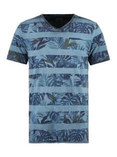 Garcia T-shirt D91206 292 dark moon