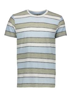 Garcia T-shirt D91210 3741 Blue Sky