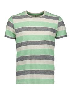 Garcia T-shirt D91210 625 White Melee