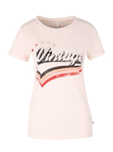 Q/S designed by T-shirt T SHIRT MET PRINT 41904325206 40D1