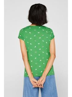 shirt met print en biologisch katoen 049cc1k033 edc t-shirt c300