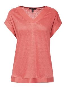 Esprit Collection T-shirt SHIRT MET STOFFEN RANDEN 049EO1K003 E860