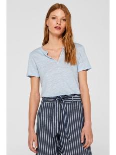 fashion tshirt 049ee1k009 esprit t-shirt e435