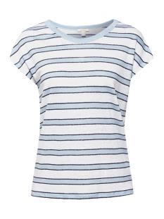 Esprit T-shirt SHIRT MET STREPEN 049EE1K011 E435
