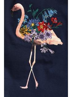 printed shirt met borduursel 049cc1k030 edc t-shirt c400