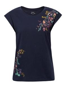 tshirt met artworkprint 049cc1k003 edc t-shirt c400