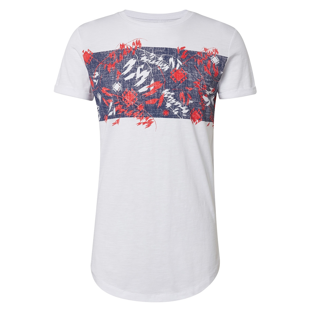 t shirt met motief 1010851xx12 tom tailor t-shirt 20000