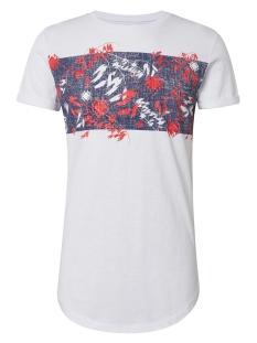 Tom Tailor T-shirt T SHIRT MET MOTIEF 1010851XX12 20000