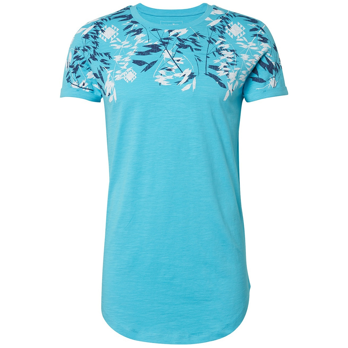 t shirt met motief 1010851xx12 tom tailor t-shirt 16913
