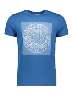 Cast Iron T-shirt FINE JERSEY RUBBER PRINT LOGO T SHIRT CTSS193302 5307
