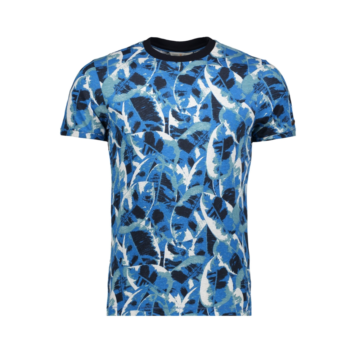 leaf camoufage t shirt ctss193307 cast iron t-shirt 5307