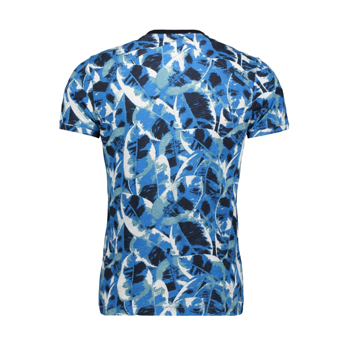 leaf camoufage t shirt ctss193307 cast iron t-shirt 5307