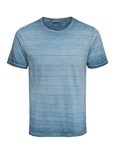 Only & Sons T-shirt onsLANE SS REG TEE 22013193 Majolica Blue