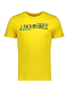 Jack & Jones T-shirt JCOBOOSTER TEE SS CREW NECK APRIL 19 12152862 Freesia/SLIM