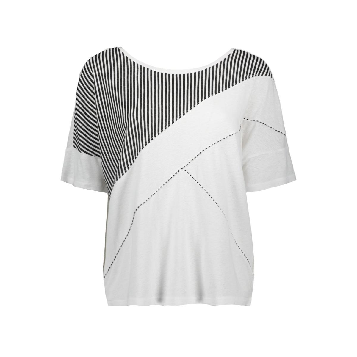 gestreept t shirt 21101673 sandwich t-shirt 10058