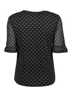 top met v hals 21101685 sandwich blouse 80041