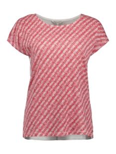 Sandwich T-shirt TOP MET GRAFISCHE PRINT 21101711 20142