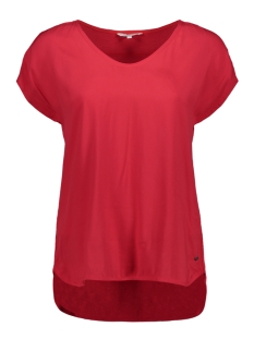 Sandwich T-shirt TSHIRT MET V HALS 21101704 20142