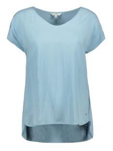 Sandwich T-shirt TSHIRT MET V HALS 21101704 41010