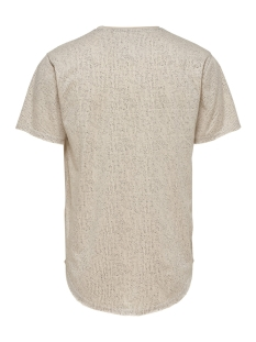 onsmatt longy  raw edge aop eq 3115 22013115 only & sons t-shirt wind chime