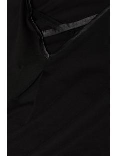 shirt met geraffineerde cut out 049eo1k001 esprit collection t-shirt e001 black
