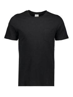 Jack & Jones T-shirt JCOLIKE TEE SS CREW NECK 12152216 Black/SLIM