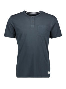 Tom Tailor T-shirt WASHED HENLEY TSHIRT 1010850XX12 10668