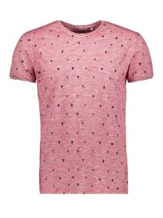 NO-EXCESS T-shirt JERSEY TSHIRT 90 340402 182 DK CHERRY