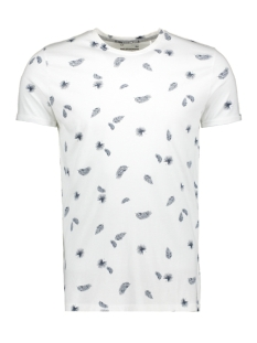 jersey tshirt 90 340407 no-excess t-shirt 010 white