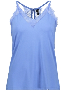 Vero Moda Top VMMILLA S/L LACE TOP COLOR 10209420 Granada Sky