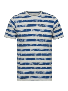 Only & Sons T-shirt onsPATRIK STRIPE SLIM TEE EQ 3191 22013191 True Blue