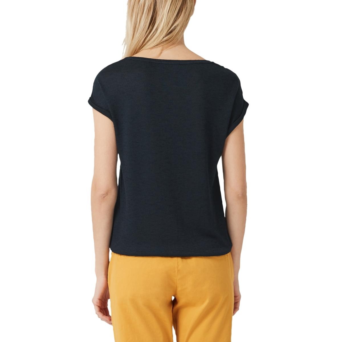 t shirt met bloemenmotief 04899325315 s.oliver t-shirt 59c8