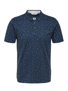 Only & Sons Polo ONSLIAM SS POLO TEE 22012573 Majolica Blue