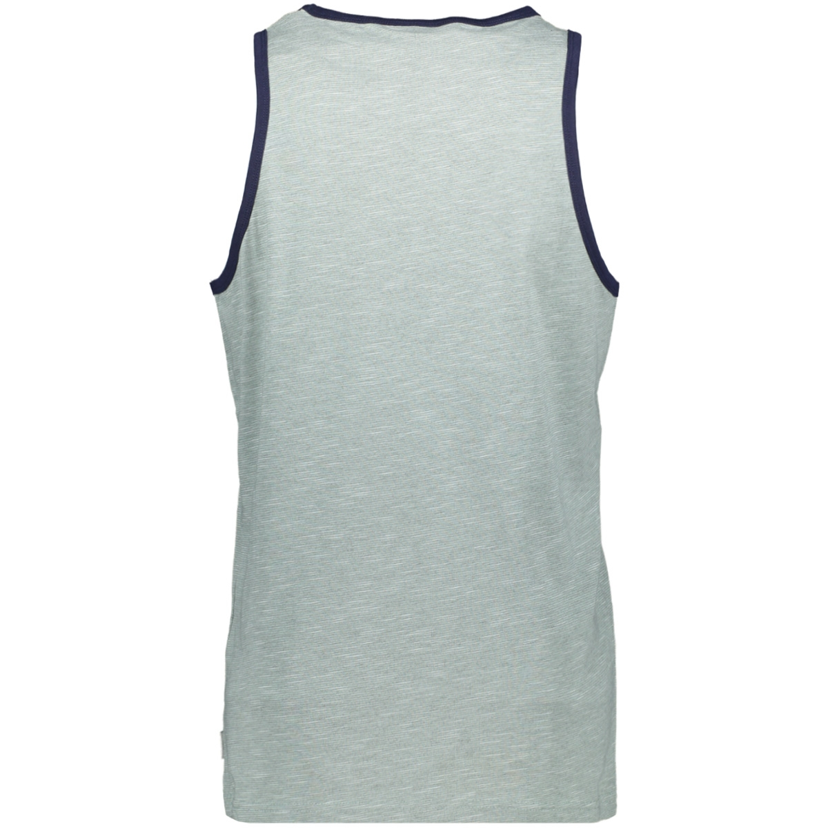 jcomick tee s/l crew neck 12152171 jack & jones t-shirt blue surf