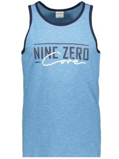 jcomick tee s/l crew neck 12152171 jack & jones t-shirt azure blue