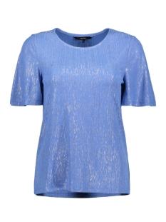 Vero Moda T-shirt VMKARIN 2 4 TOP JRS 10213648 Granada Sky/SILVER FOIL