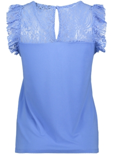 vmalberta sweetheart lace s/l top 10211607 vero moda top granada sky